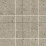 WISE SILVER GREY MOSAIC LAP 30Х30/ВАЙЗ СИЛЬВЕР ГРЕЙ МОЗАИКА ЛАП 30Х30 (610110000370)